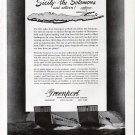 1943 WW II Greenport Basin & Construction Co Ad- Landing Boats