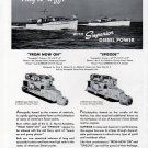 1941 Superior Diesel Power Ad Featuring Annapolis Yachts