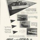 1951 Correct Craft Boats Inc Ad- 42'- Junior- 19 Deluxe- Atom 25