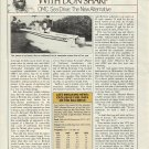 1981 OMC Sea Drive Stern Drive Review & Photo-Tested On Wellcraft Boat