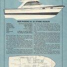 1981 Phoenix Marine Inc Phoenix 38' Yacht Review & Specs