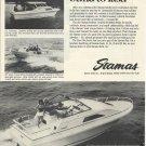 1981 Stamas Yacht Inc Ad- 26 Riviera-26 Tarpon-26 Fisherman