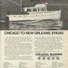 1974 American Marine LTD Ad-Grand Banks 48 Diesel Cruiser
