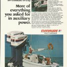 1977 Evinrude Outboards Color Ad- 9.9 & 15 HP Outboard Motors