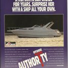 1995 Wellcraft Marine Corp Color Ad