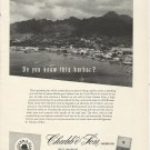 1958 Chubb & Son Insurance Ad-Great Aerial Photo of Kingstown St. Vincent B.W.I.