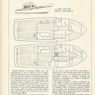 1980 Wilbur 38 Cruiser/ Sportfisherman Boat Review & Specs
