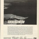 1964 Chubb & Son Insurance Ad-Great Aerial Photo of Rhode Island Shore