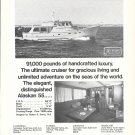 1972 American Marine LTD Ad- The Alaskan 55 Diesel Motorship