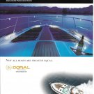 2005 Doral Boats Color Ad