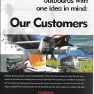 2005 Nissan Marine Color Ad- 9.8 & 3.0 HP Outboard Motors