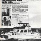 1980 Grand Banks 49' Diesel Cruiser Ad