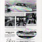 1941 Elco Cruisers Inc Ad- Elcoette 32 & Elco 44 Yachts
