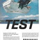 1966 Kiekhaefer Marine Color Ad- Lake X Test