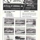 1972 Hatteras of Lauderdale Inc Ad- 8 Hatteras Yachts