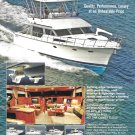 2009 Mikelson 43 Zeus Yacht Color Ad