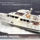 2012 Offshore Yachts Color Ad- The 76' Cockpit Motoryacht