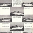 1959 Colonial Boat Works Ad- 8 Colonial Cruisers
