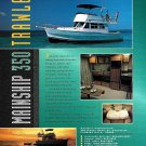 1998 Mainship Yachts Color Ad- The 350 Trawler