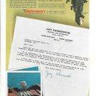 1970 Johnson Motors Color Ad- The Sea- Horse 9.5 HP Outboard Motor