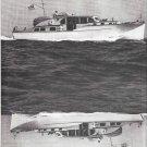 1954 Luders Marine Yachts Ad