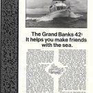 1977 American Marine LTD Ad-Grand Banks 42 Diesel Cruiser