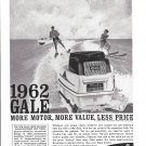 1962 Gale Outboard Motors Ad- The 60 HP.