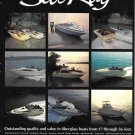 1982 Sea Ray Boats Color Ad- 11 Models