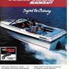 1988 Reinell Beachcraft Boats Color Ad- The 192 Magnum