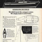 1977 O'Day Sailboats Ad- The O'Day 23- Specs