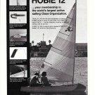 1974 Coast Catamaran Corp Ad- The Hobie 12