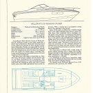 1977 Wellcraft Marine Corp 25' Weekend Cruiser Review & Specs