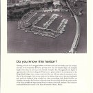 1974 Chubb Insurance Ad-Great Aerial View of Miami Florida