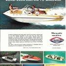 1973 Glastron Boat Company Color Ad- V-174-V-215-GT-150-V-169-V-162