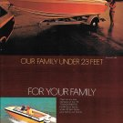 1973 Thunderbird Boats Color Ad-The Formula F-180 & T-190