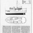 1983 Pilgram 40 Power Yacht Review & Specs