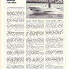 1979 Bayliner 2250 Santiago Fisherman Boat Review & Specs- Photo