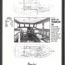 1979 Cheoy Lee Shipyards Ad- The Cheoy Trawler 35