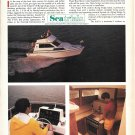 1979 Trojan F-30 Yacht Review & Specs- Photos