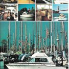1976 Bertram Yachts 2 Page Color Ad- The Bertram 33'