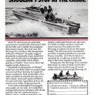 1982 Boston Whaler Boats Ad- The Revenge 25