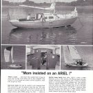 1965 Pearson Yachts Ad- The 25' Ariel