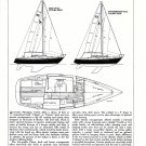 1974 Seafarer Yachts Seafarer 29 Review & Specs