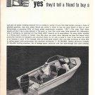 1964 Larson Boats 2 Page Ad-Reliant- Triton & Mystic
