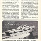 1970 Lyman Boat Works Ad- The 23' Offshore