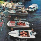 1974 Silverline Boats Color Ad-Comoro- Antigua- Grand Bahama