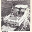1968 Stamas Boats Inc Ad- The V-26 Americana