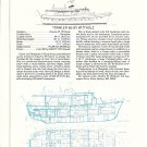 1977 Wittholz 66' Trawler Review & Specs