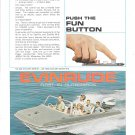1964 Evinrude Sweet- 16 Boat Color Ad
