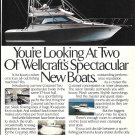 1988 Wellcraft Marine Boats Color Ad- Cozumal